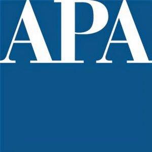 American Planning Association logo APA