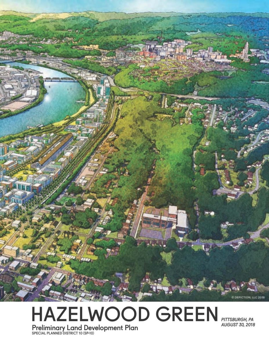 Hazelwood Green Primary Land Development Plan