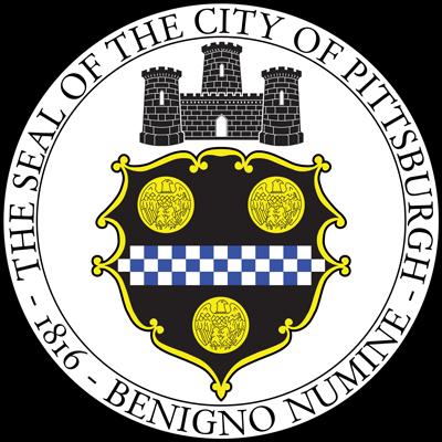 Pittsburgh Pennsylvania city logo