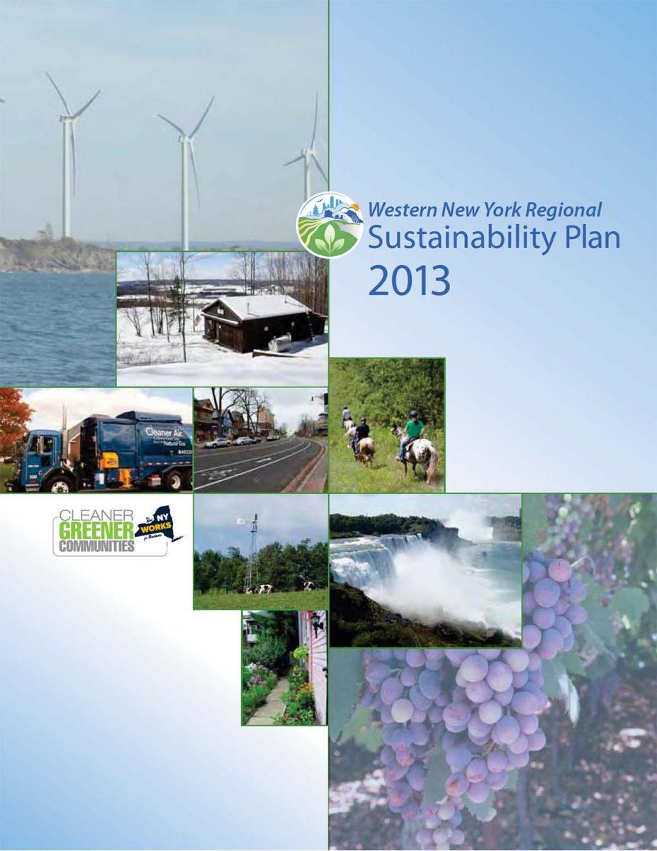 Western New York Regional Sustainability Plan 2013